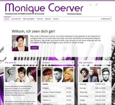Nieuws - Monique Coerver